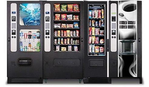 Необычные вендинговые автоматы в 2015 году