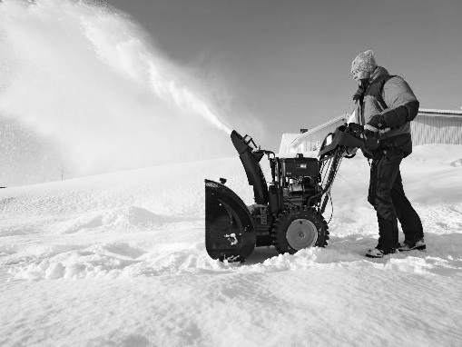 Как заработать денег зимой —  сезонная бизнес-идея по уборке снега