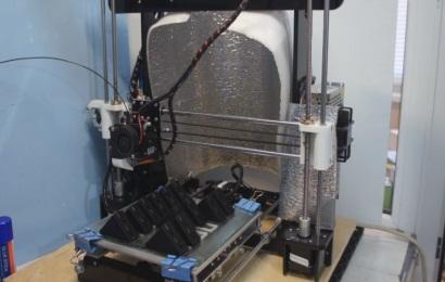 Японский 3D принтер в помощь тактильному обучению слабовидящих детей