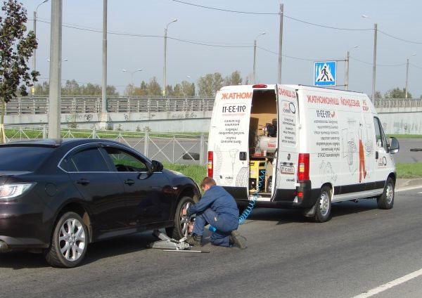 Бизнес-идея: выездной автосервис