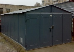 Бизнес-идея: укрепляем гаражи и защищаем от взлома