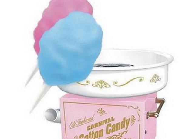 Бизнес-идея на продаже сладкой ваты