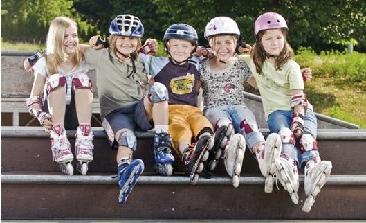 Аренда роликовых коньков – сезонная бизнес-идея