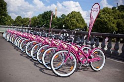 Сезонный бизнес — точка проката велосипедов