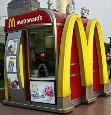 Макдоналдс и мошенники: обман на доставке еды