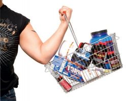 Бизнес на продаже спортивного питания
