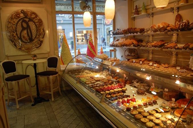 Франшиза: Пекарня «BONAPE»