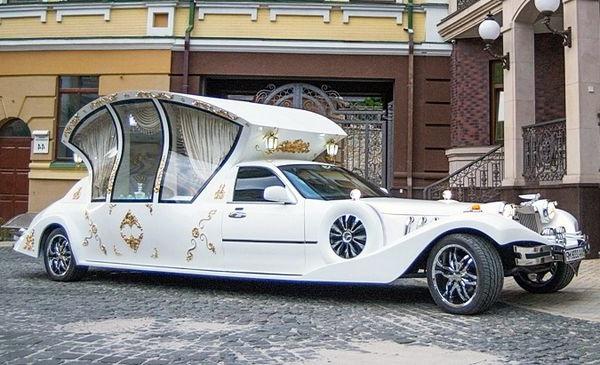 Воплощение в жизнь бизнес идеи по прокату лимузинов