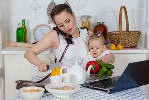 бизнес для мам, бизнес идеи