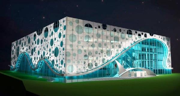 Скоро открывается океанариум в Москве на ВДНХ