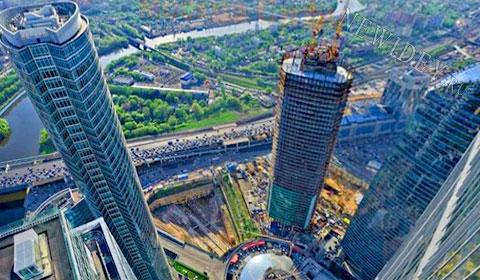 Смотровая площадка, столицы, вся Москва