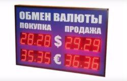 Игра на повышение и понижение курса валют