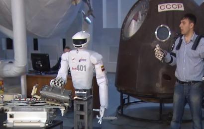 Роботы-сотрудники приходят в офисы