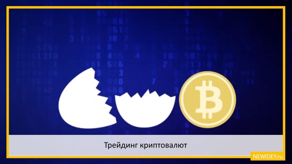 Трейдинг криптовалют новичку
