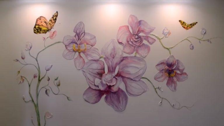 Настенная живопись – бизнес-идея для творческого человека
