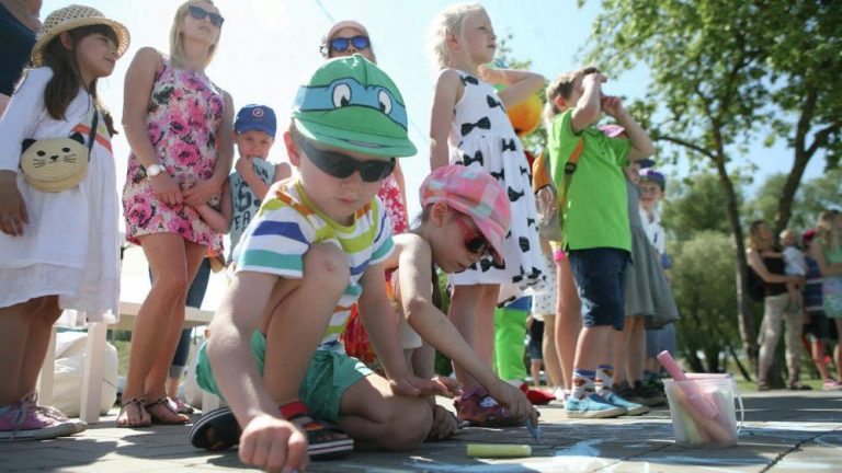 Бизнес-идеи на праздник День защиты детей