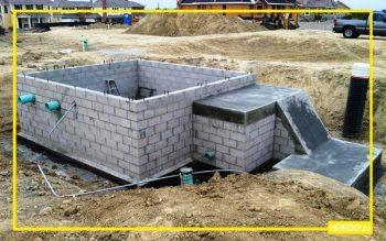 строительство бункеров под ключ