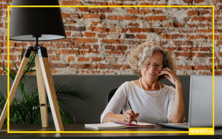 Как заработать пенсионеру? ТОП-5 бизнес-идей!